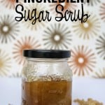 4 Ingredient Sugar Scrub