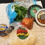 Recipe: Goat Cheese Pesto Pizza
