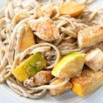 Recipe: Chicken & Chive Fettuccini