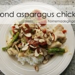 Recipe: Almond Asparagus Chicken