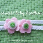 How To Make A Headband For Baby