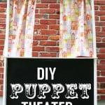 TUTORIAL: DIY Puppet Theater