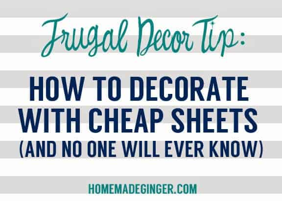 how to make curtains out of sheets video