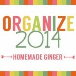 {Organize 2014} Blog Organization!