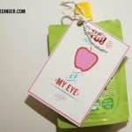 Applesauce Valentine {Free Printable!}