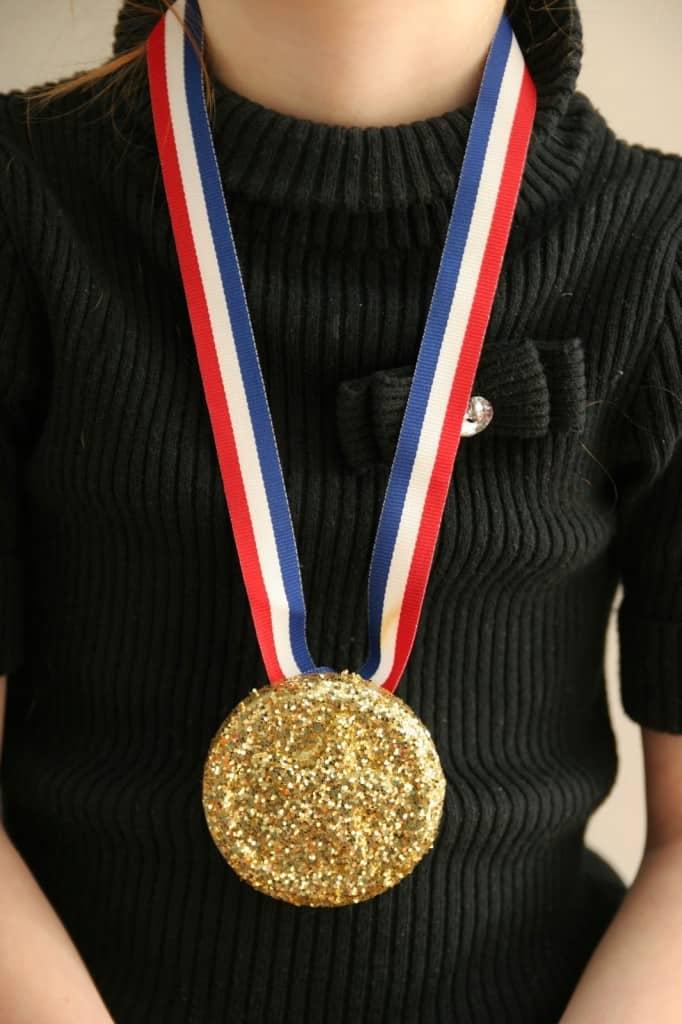 Making Medals Craft