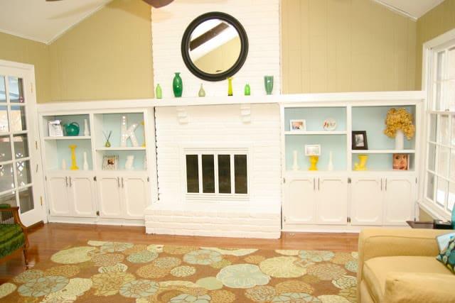 Drastic Living Room Makeover! - Homemade Ginger
