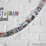 TUTORIAL: Sewn Instagram Garland