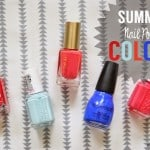 Summer Nail Polish Colors!