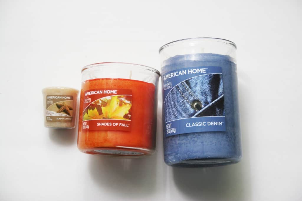 AMERICAN HOME CANDLES