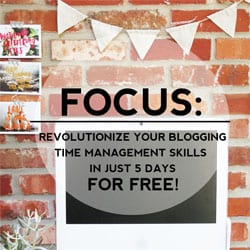 Revolutionize your blogging time managements for FREE!