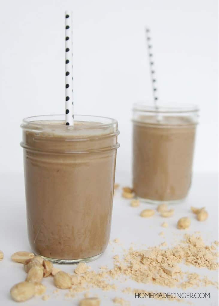 AMAZING smoothie recipe with absolutely no added sugar but it tastes like dessert! I will be definitely making this for summer!