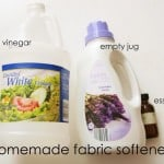 Homemade {all natural} Fabric Softener