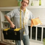 Guest Blogger: Creative Household Solutions for a Man