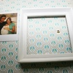 Gallery Wall Project: Framed Polaroid Art