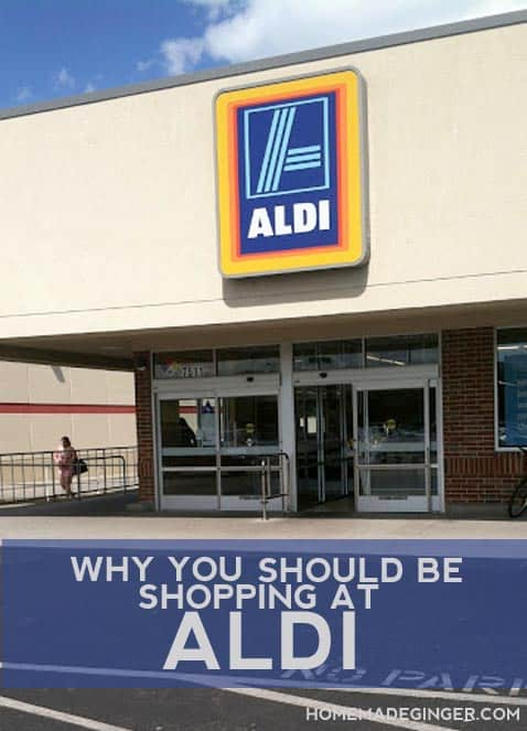 If you like to save money, you should be shopping at ALDI. Find out why!