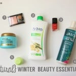 Winter {Natural} Beauty Essentials