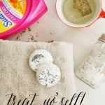 Homemade Lavender Bath Bombs + A Fabric Softener Review