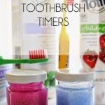 How To Make A DIY Toothbrush Timer For Kids