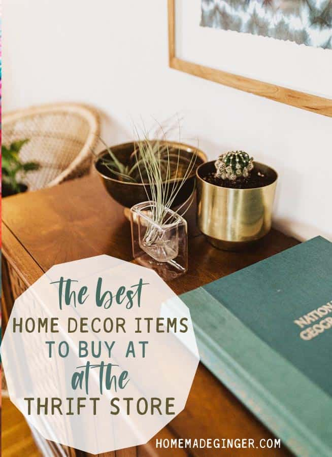 What are some of the best home decor items to find at the thrift store? You can find lamps, rugs, art, wall decor, textiles, pottery and much more if you follow some basic tips and tricks. Know what you are looking for before you step into the thrift store. Familiarize yourself with the stores in your area so that you can easily navigate them. Lastly, shop often when searching for second hand home decor.